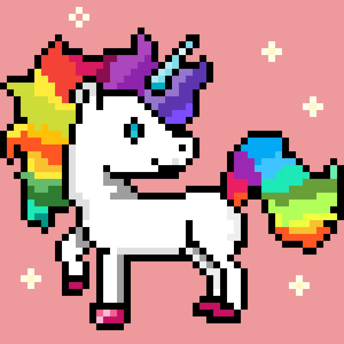 Unicorn by ashbeesh