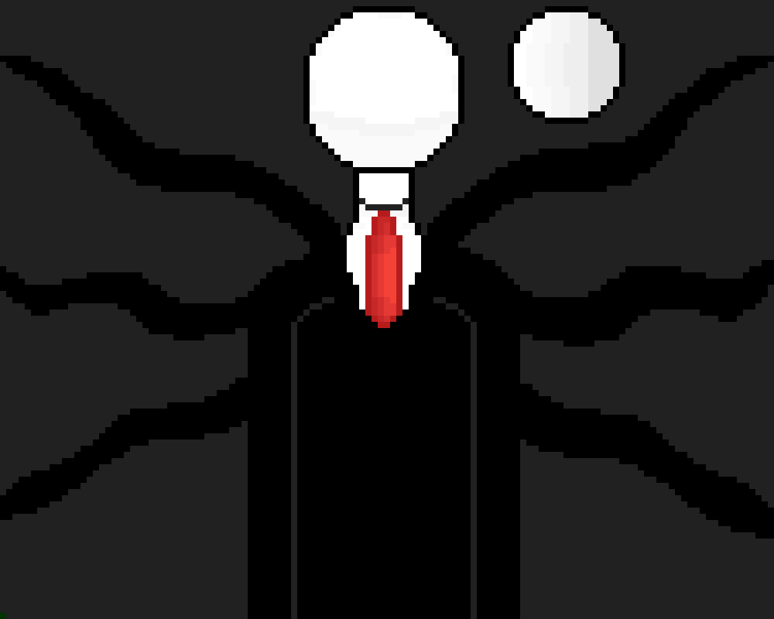 Slender Man by Anonymous666