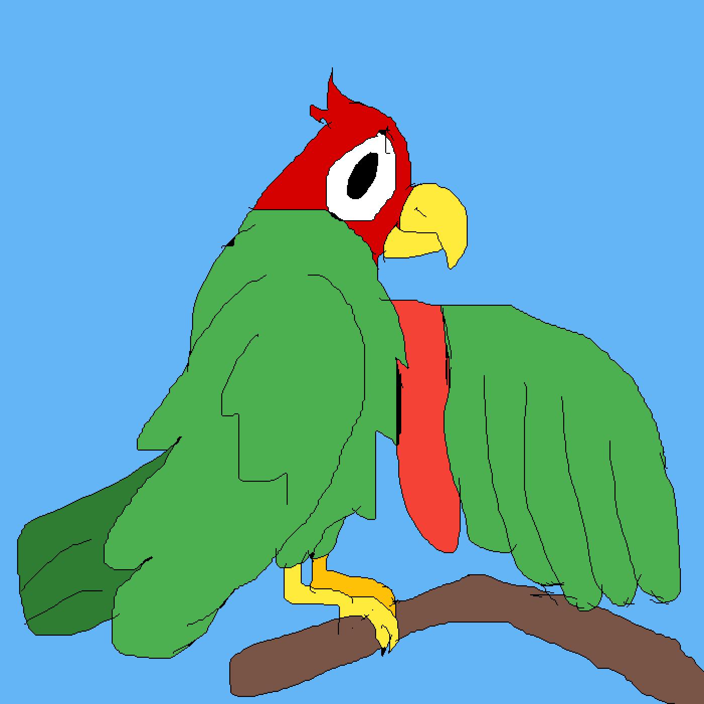 main-image-Parrot   by Goatgirlgames