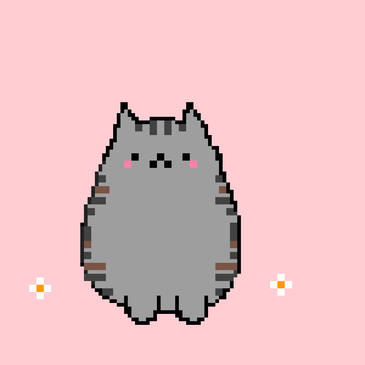 Happy Pusheen by Licha03