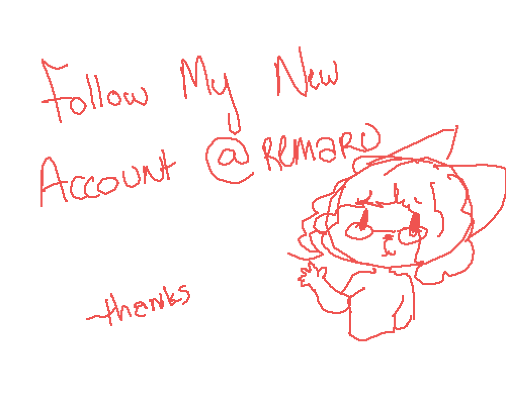 Follow my new Account by Glither