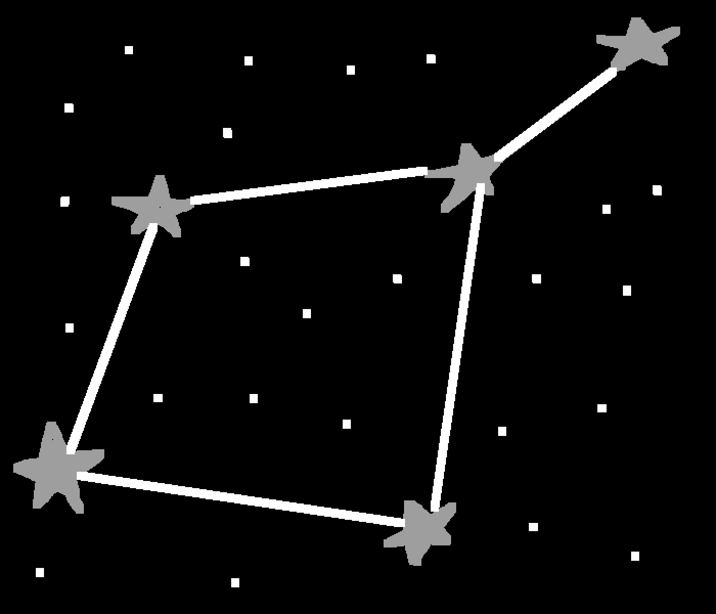 Leo Minor (constellation) by SpookyMiniLime