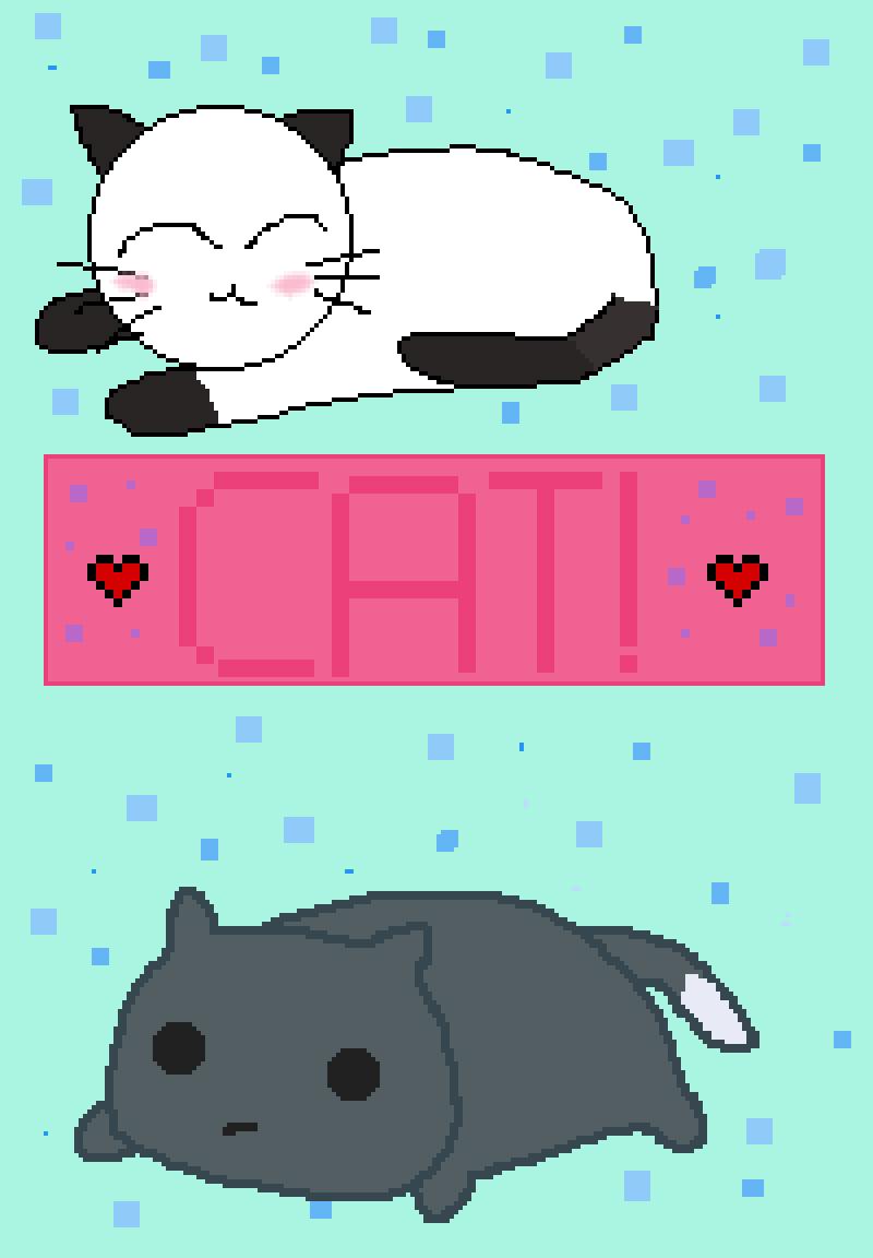 CATZ!?? by IrisChi