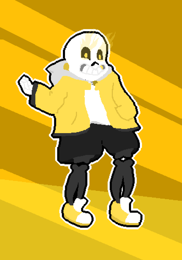 (Request) Gold Sans!! by Immediate54