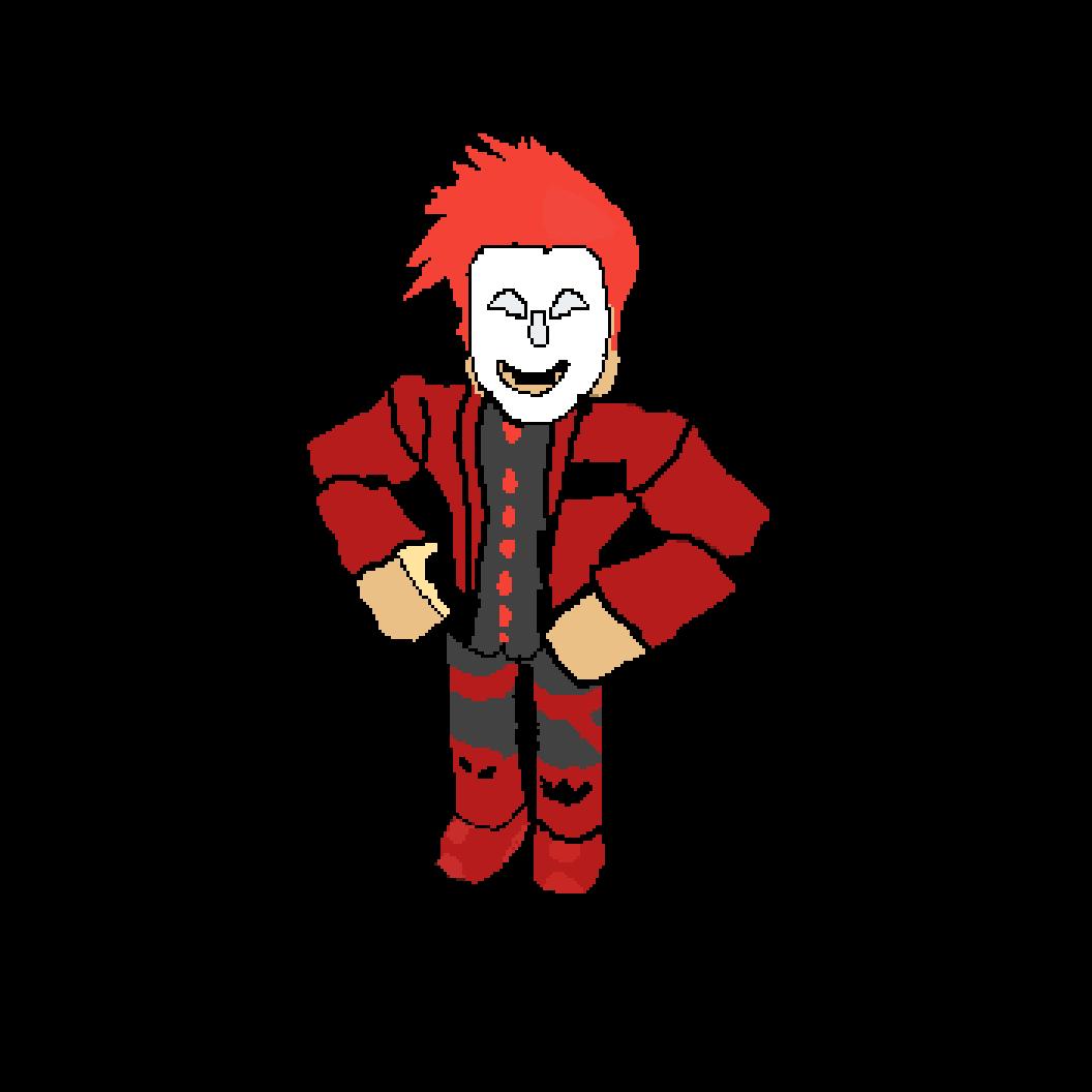 pixilart roblox character so badxd by fazb99 empty34