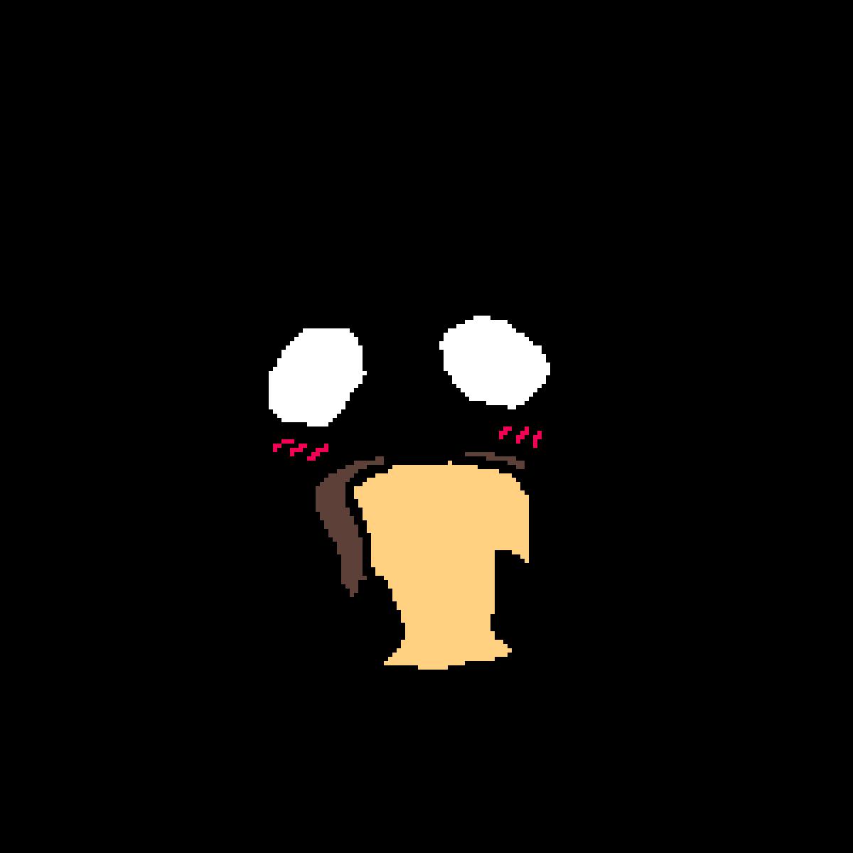 Chibi guy eating toast by ilovezelda2much