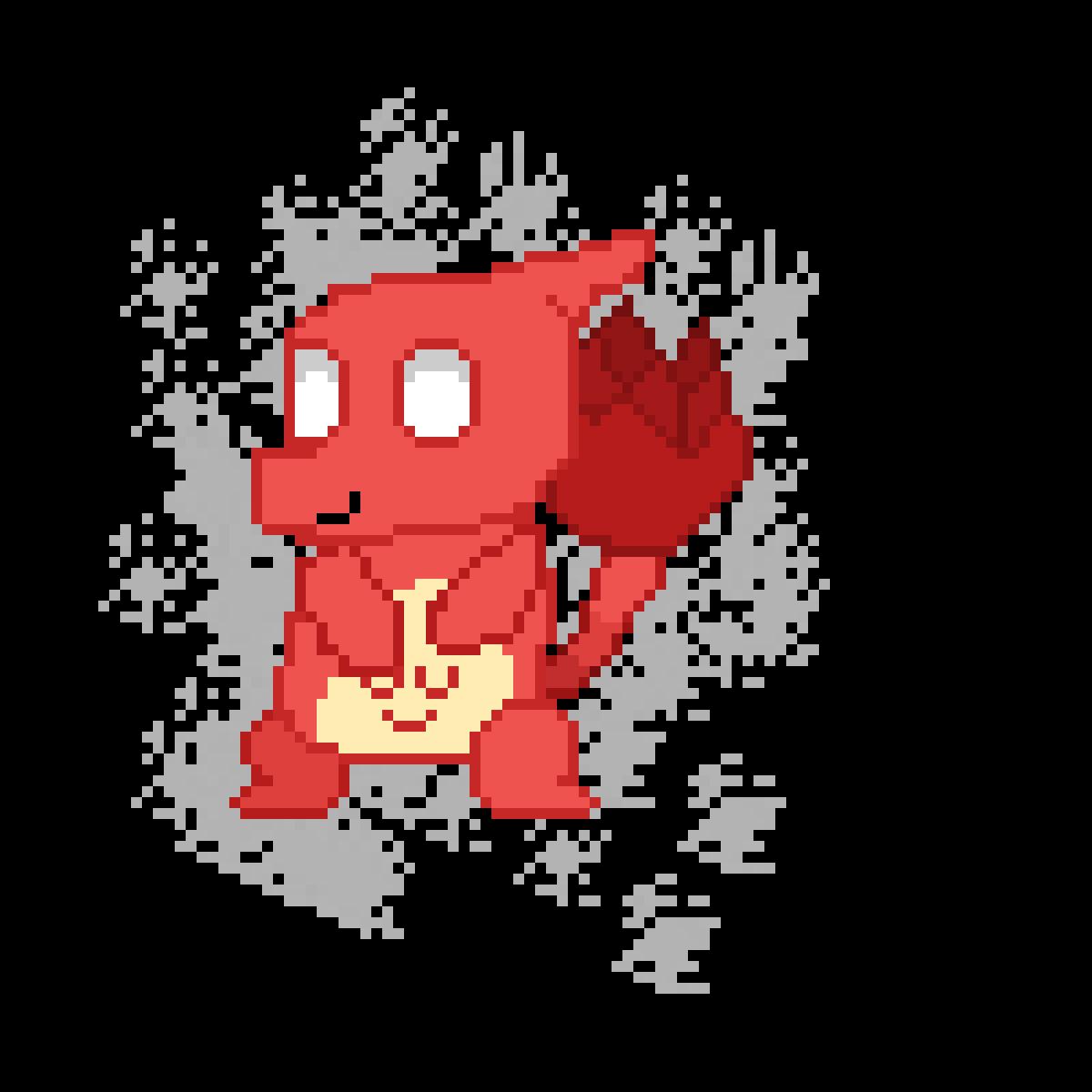Red by flutteristhegr8