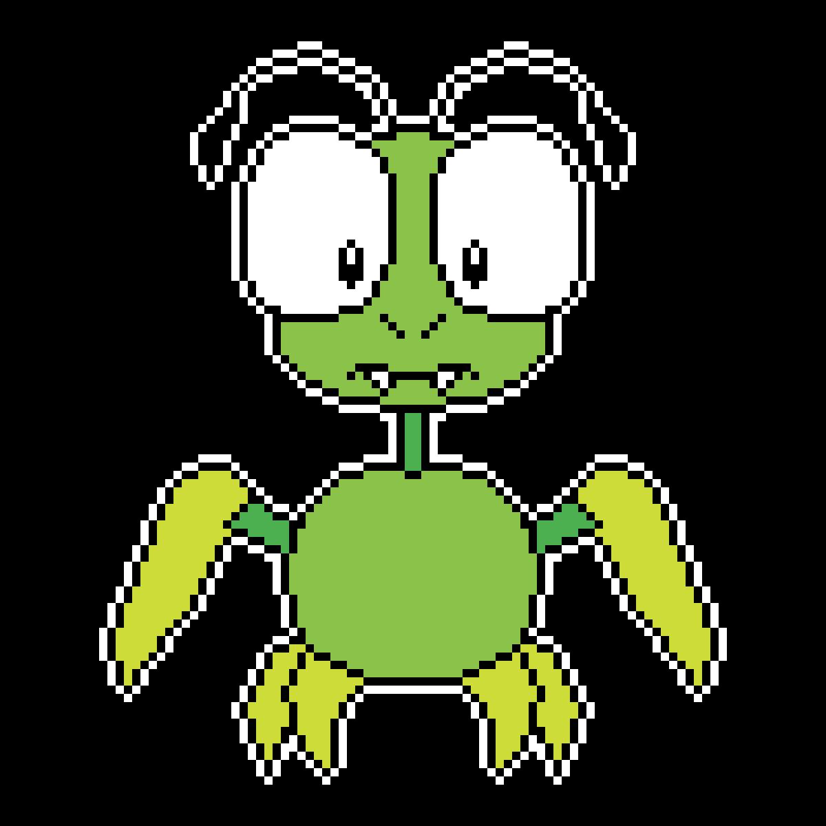 main-image-Green S-Bug (BotA Week 4)  by Voidoomer