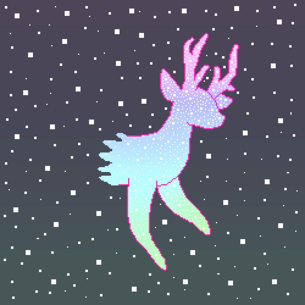 main-image-Aurora Deer   by YoonGiHoSeok