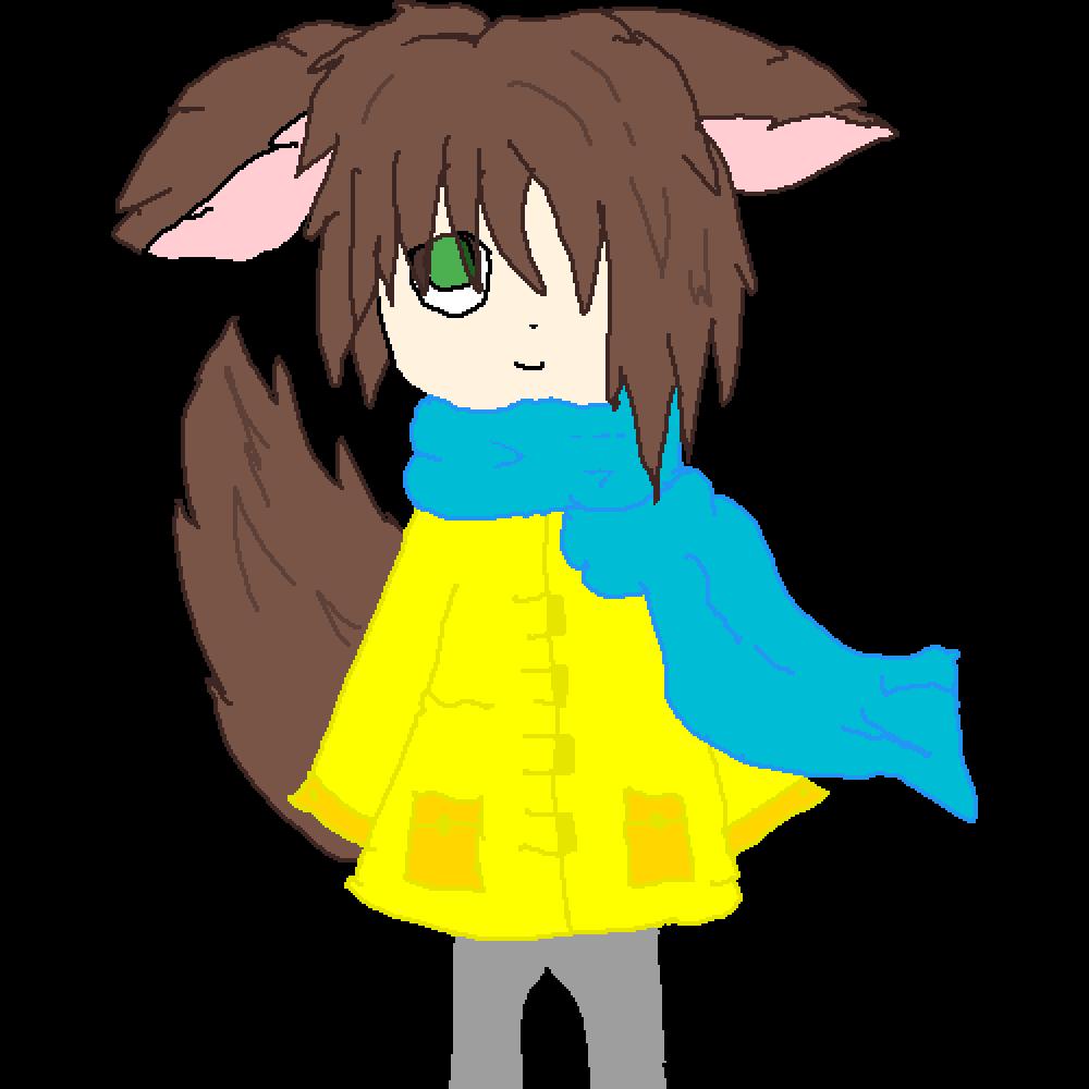 Wolfy :3 by Kisori-Kuni