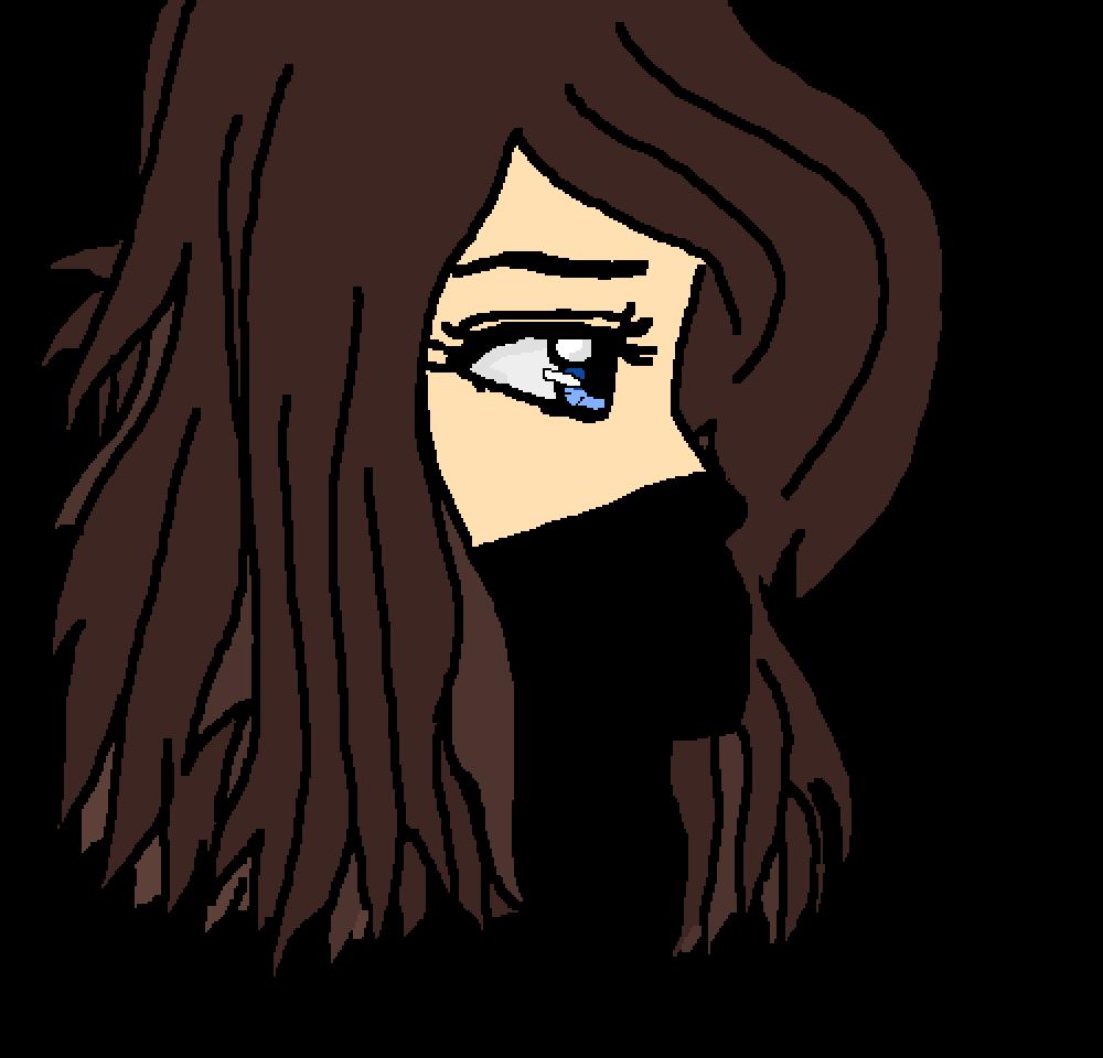 i tried to draw anime by Savage-Pug
