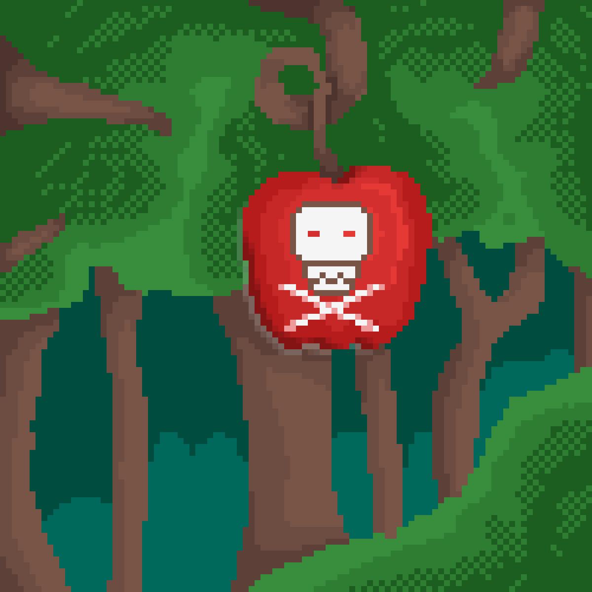 apple by bordab