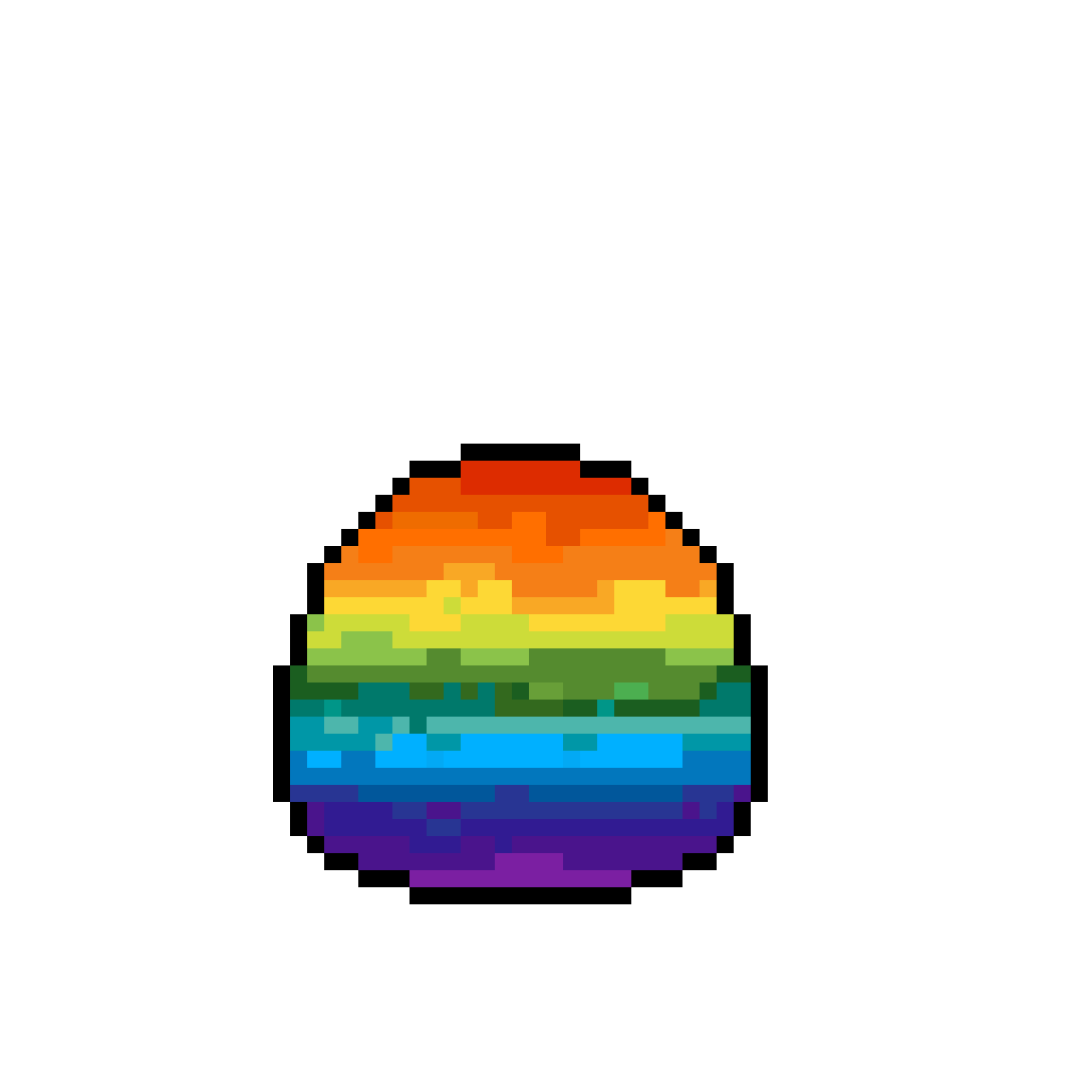 Rainbow thing by Asturd