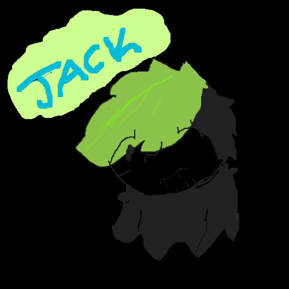 i badly drawing jacksepticeye by OverXtheXGarden