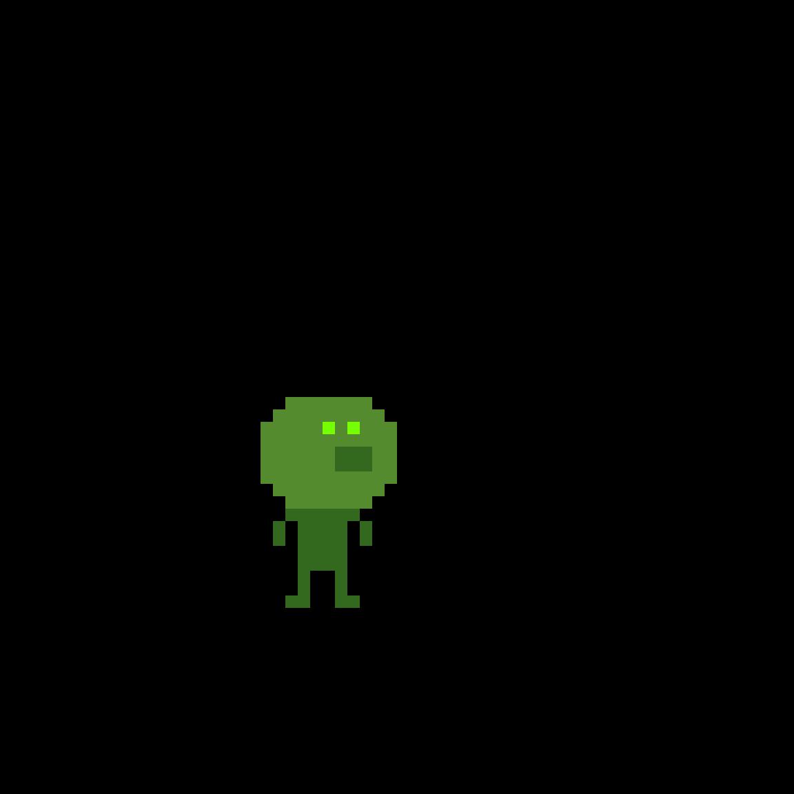 NES zombie sprite by MrVortex365