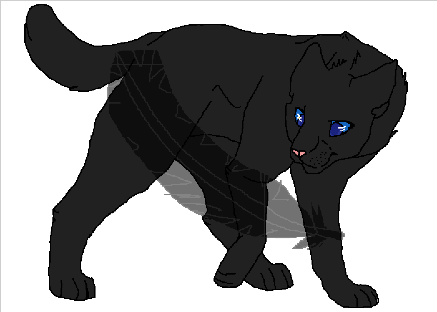 Crowfeather by Spiritbelly2