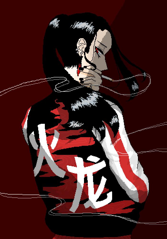 ❖火龙❖ by Kimeraa-Moon