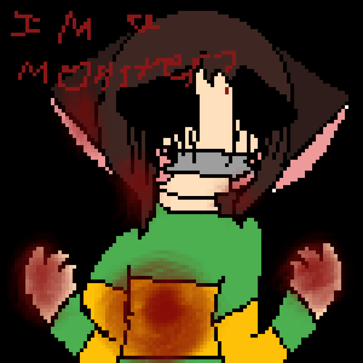 main-image-Im A Monster??  by WolfTale-Chara