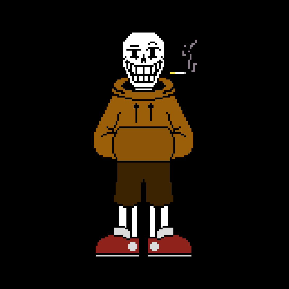 swap papyrus by Cinnamun