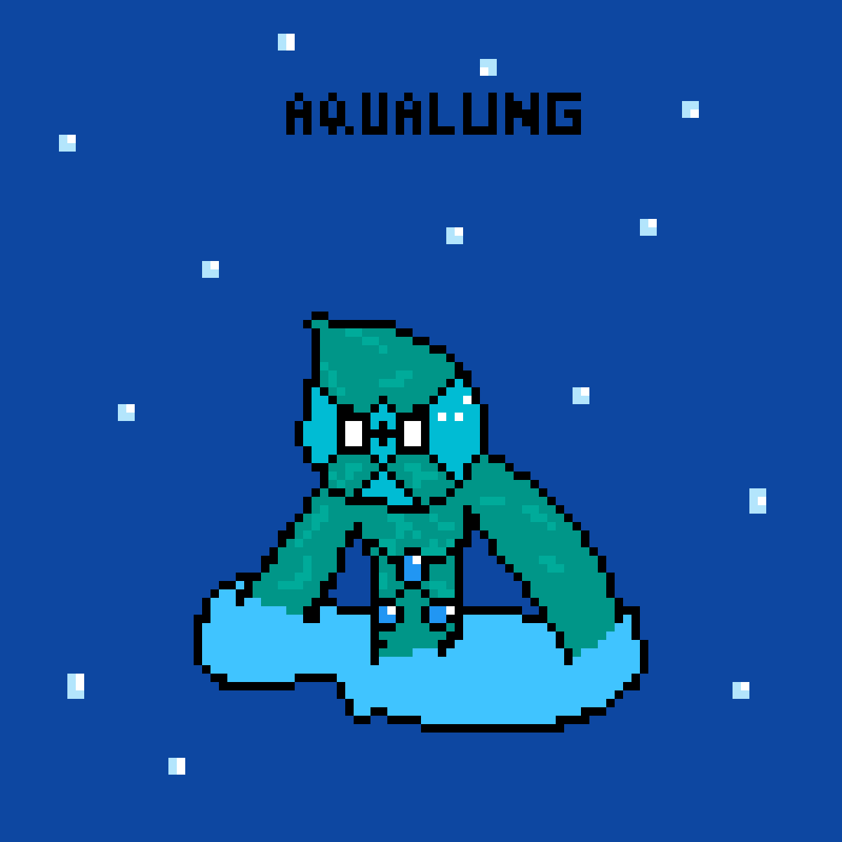 Aqualung by Crow