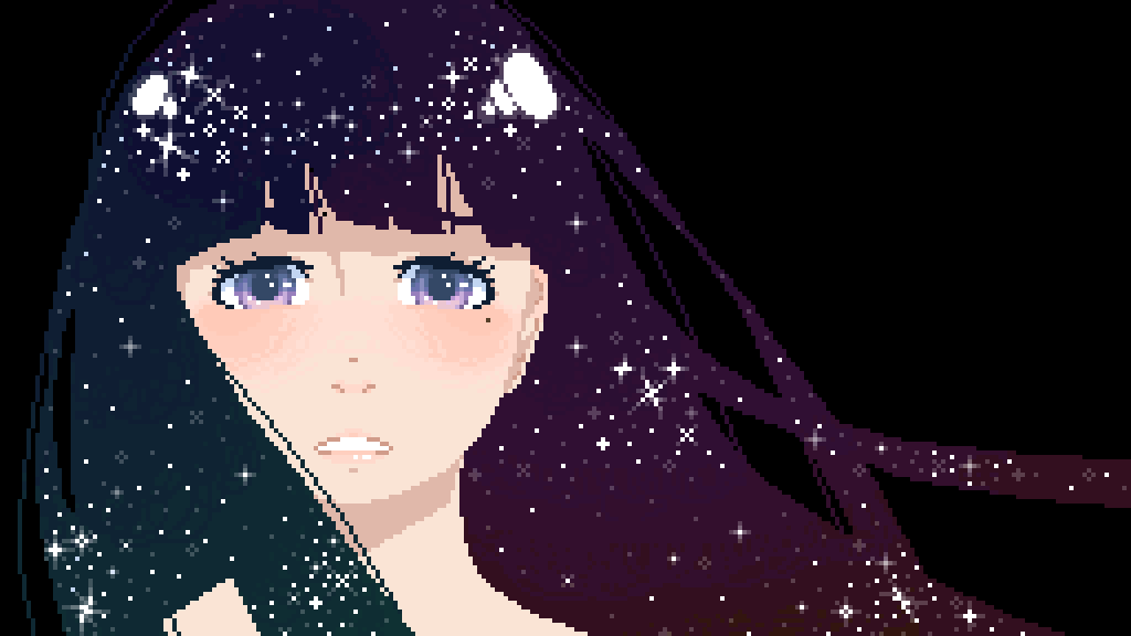 She Held The Stars