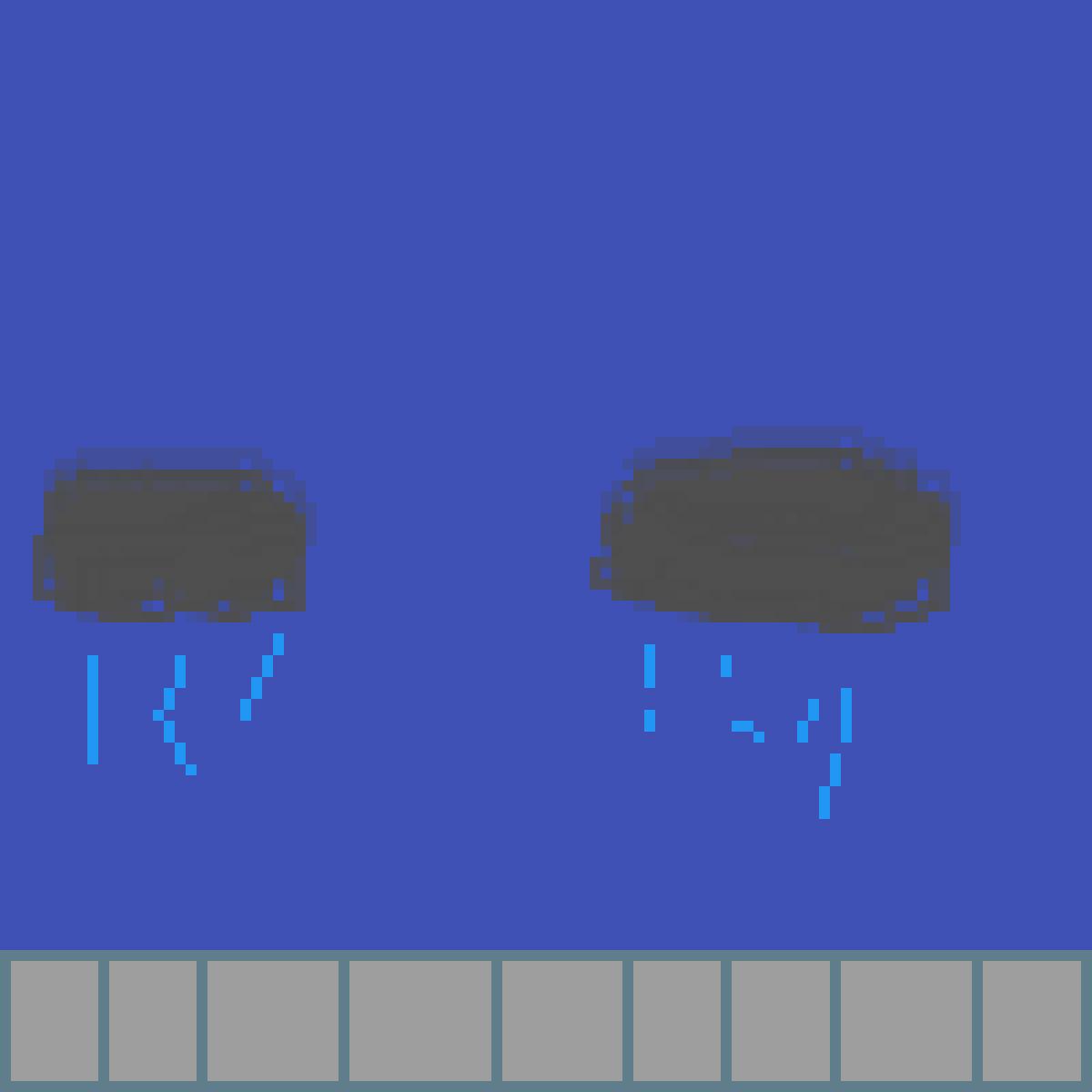 rain #challenge by cambriathebff