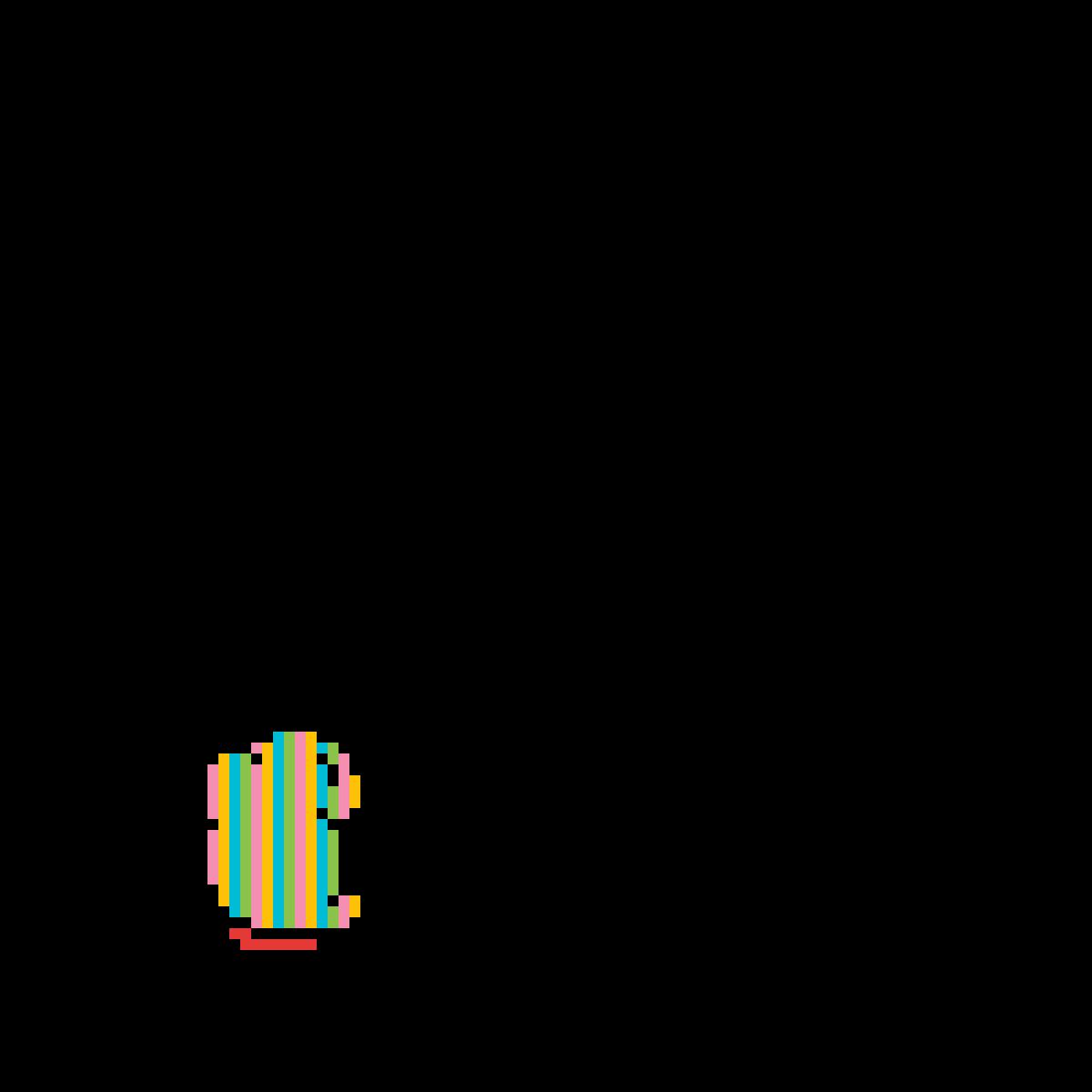 pixilart hypernova kirby 8 bit by joey gm 64