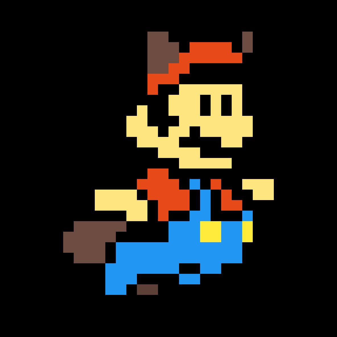 Mario by MCMaster