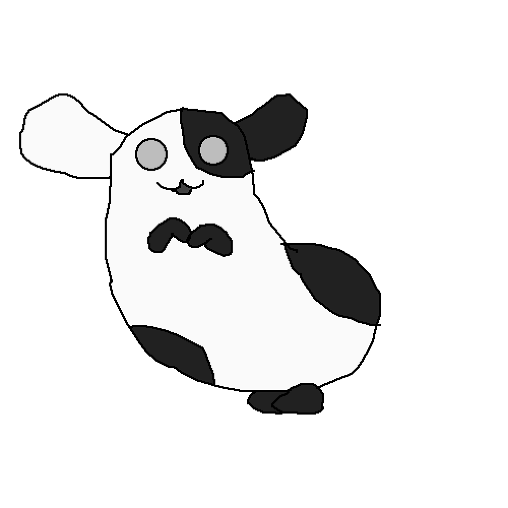main-image-Chloe's pet furble named bean  by midnightwolfie