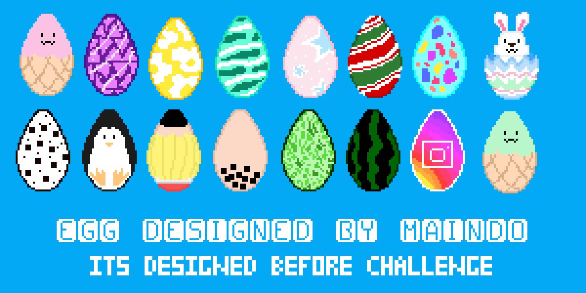 Eggs Design by Maindo112