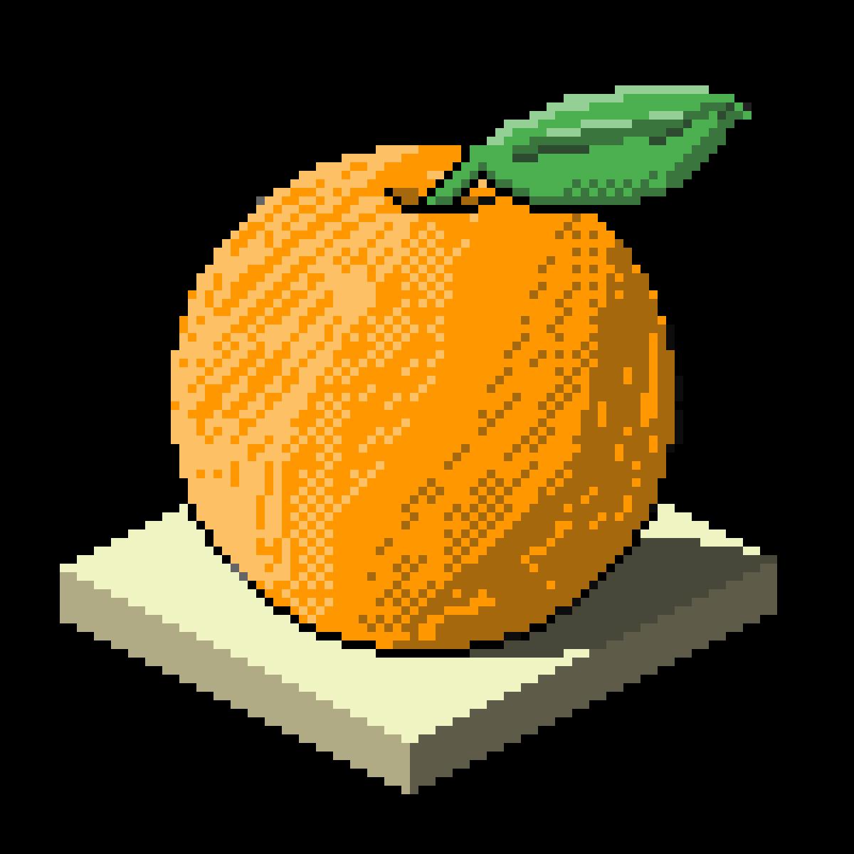 Orange by VLPine