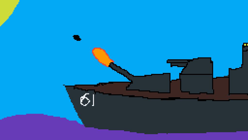 battleship by Warior