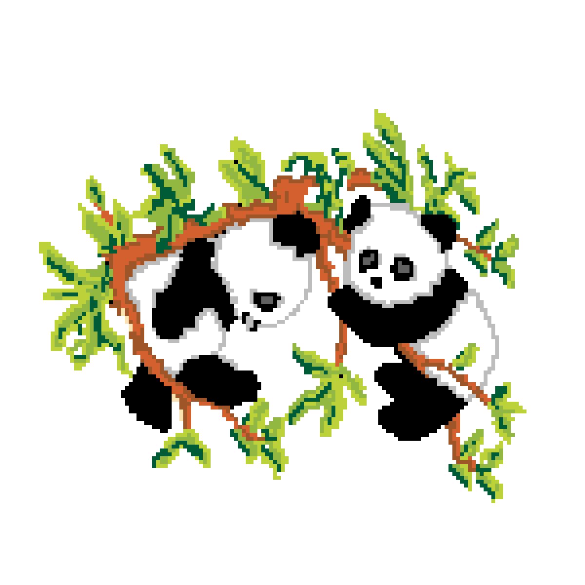 panda by rachelpongo