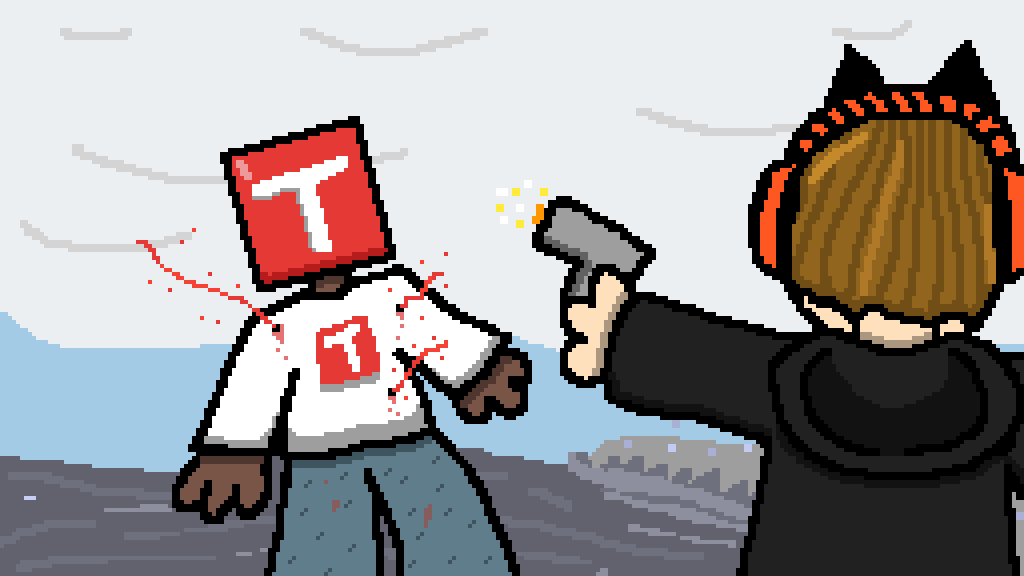 main-image-PewDiePie VS. T- Series  by DanielJoeMcnay