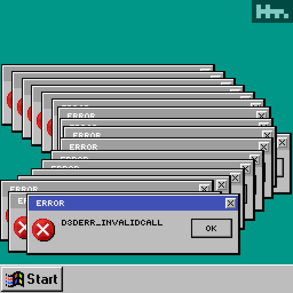 Windows Error!! by hyungtae