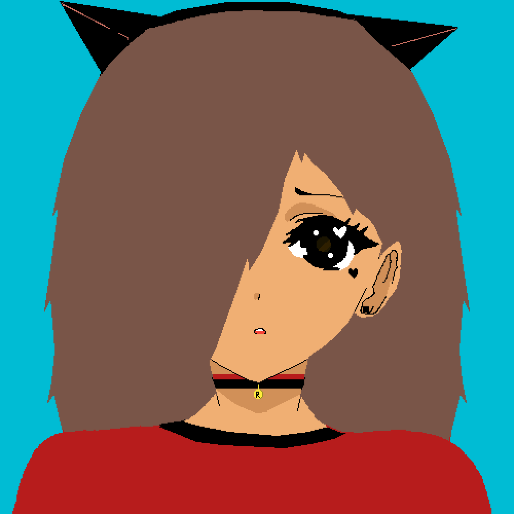 Cute girl by TheWolfGirl