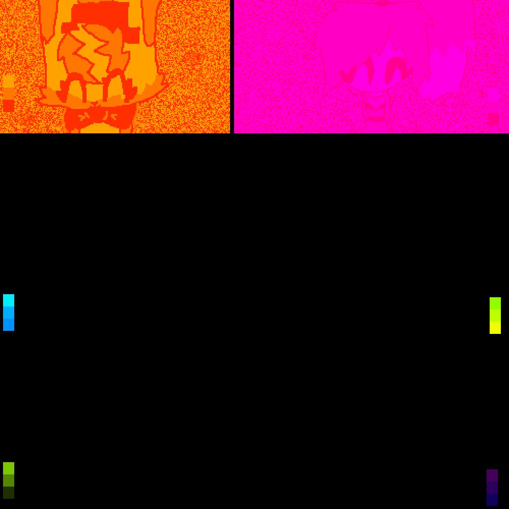 Pixilart 3 Color Palette Challenge By Layezdercat
