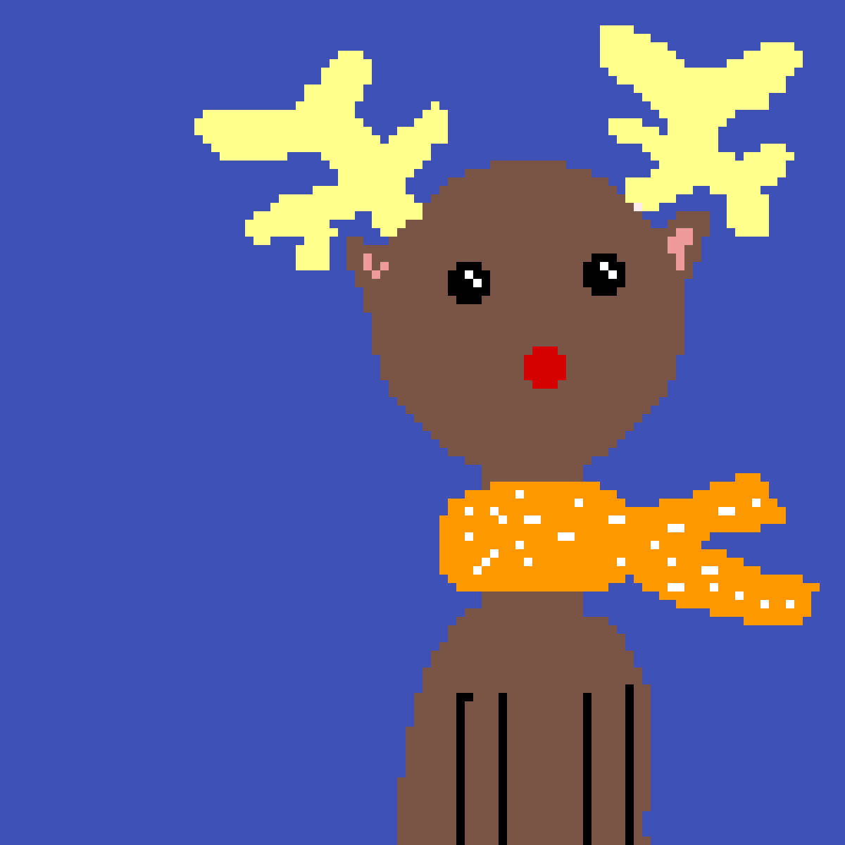 Rudolf by black-mamba