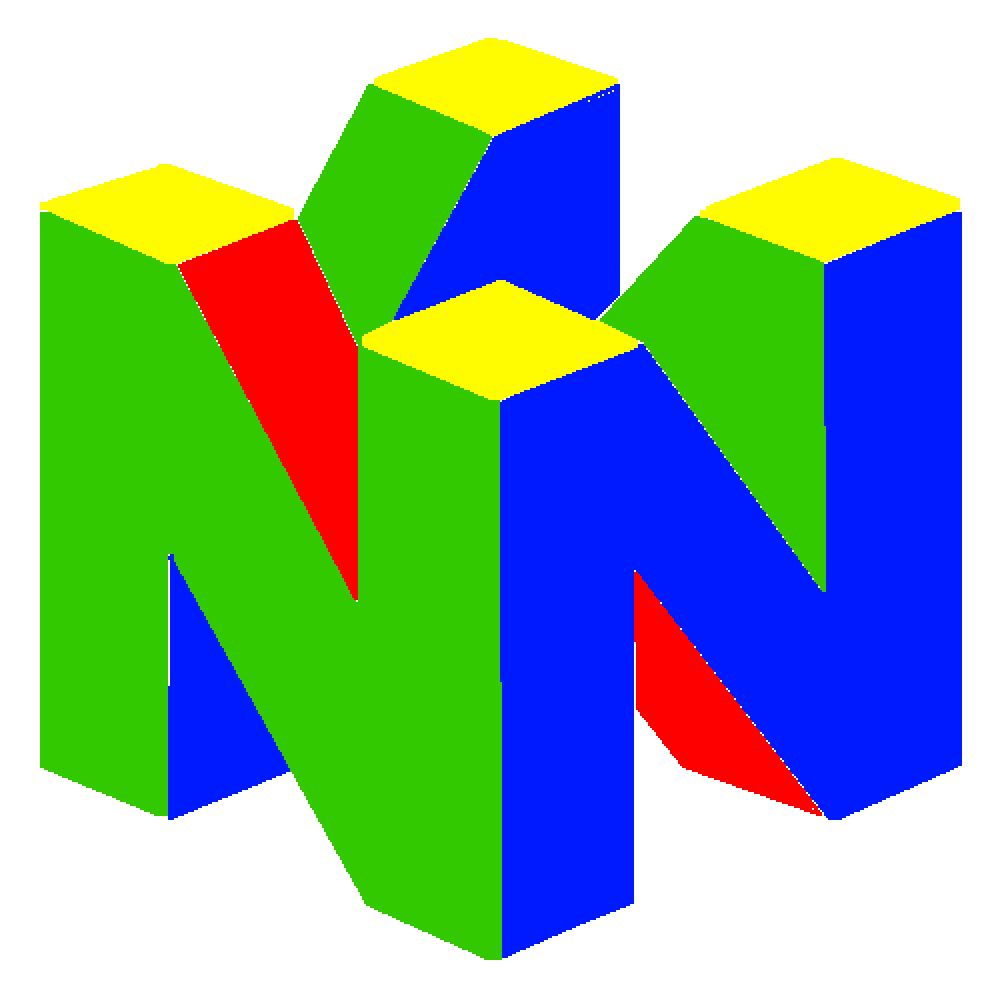 Pixilart - Nintendo 64/N64 Logo by AmericanPsycho