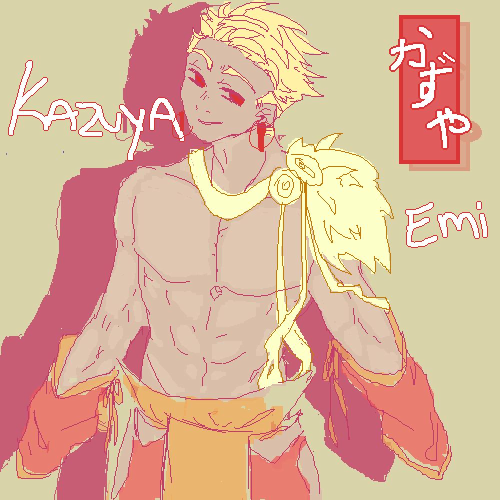 Kayuza Emi by AngelWing23