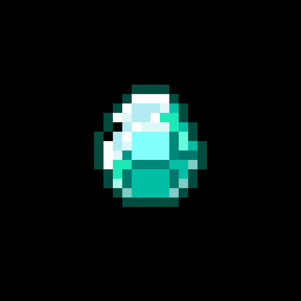 Днем рождения, картинки алмазы в майнкрафте