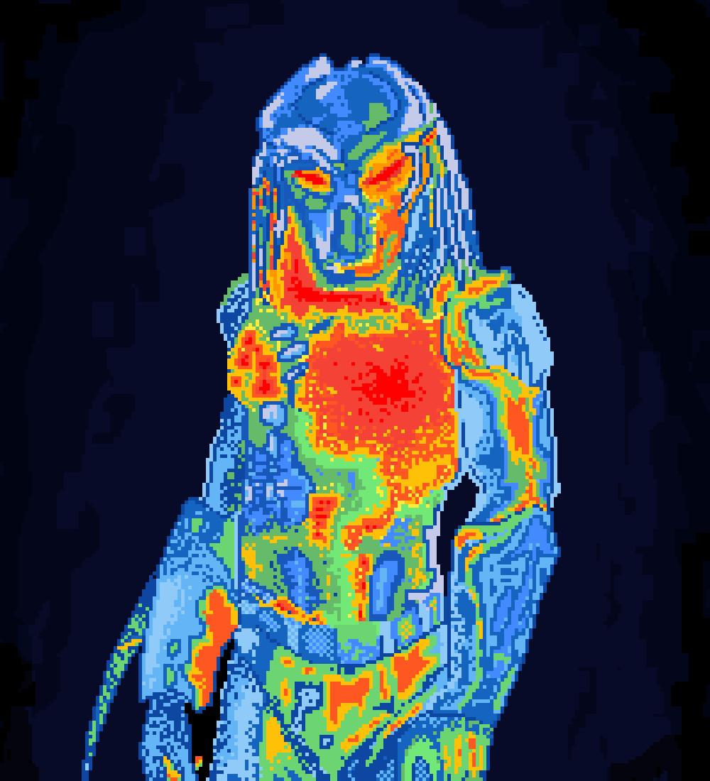 predator by ecderha
