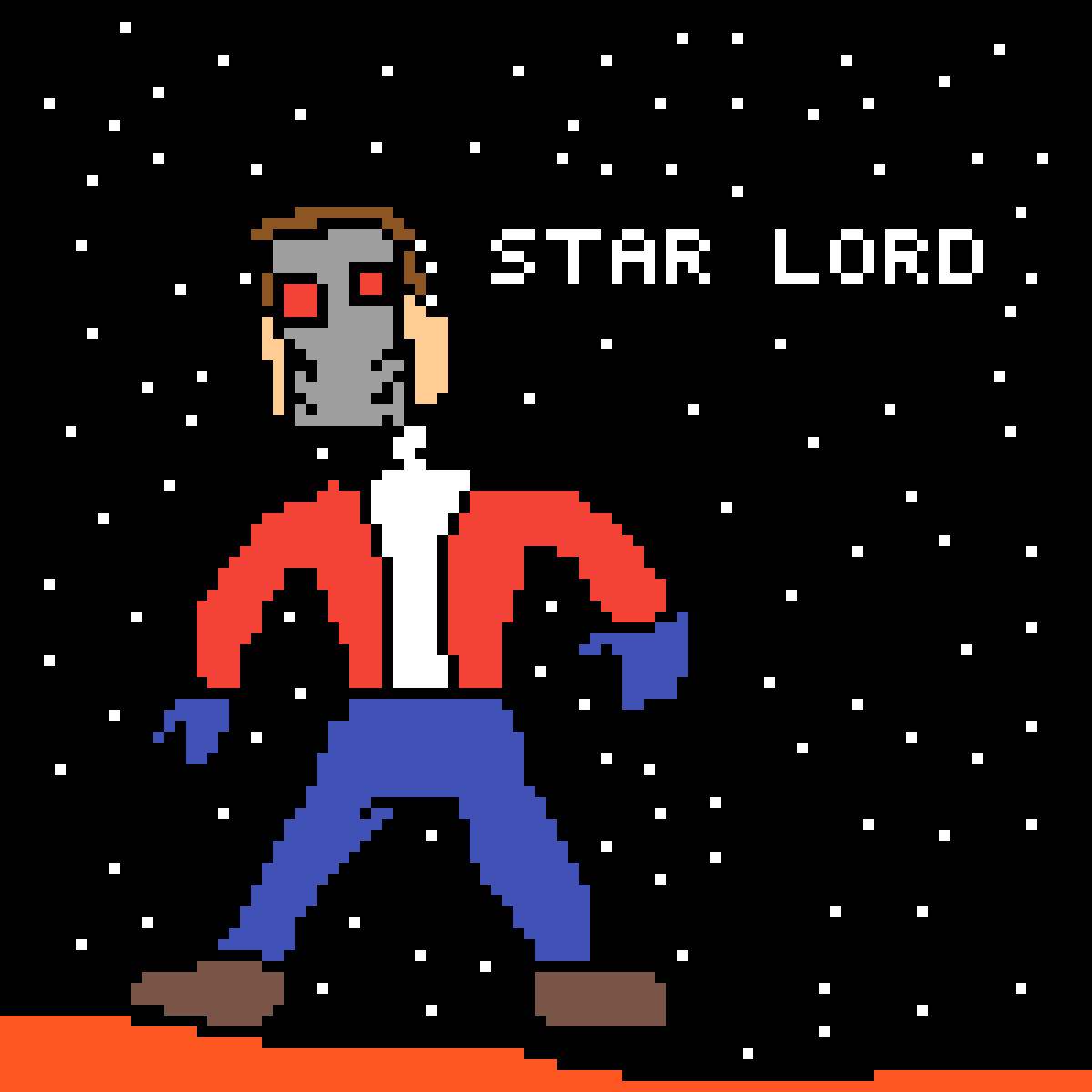 main-image-starlord  by detirm