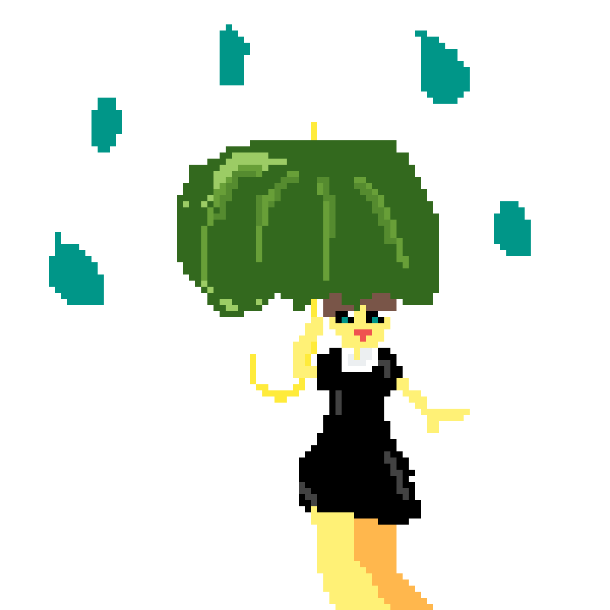 umbrella by Galactic-Dork