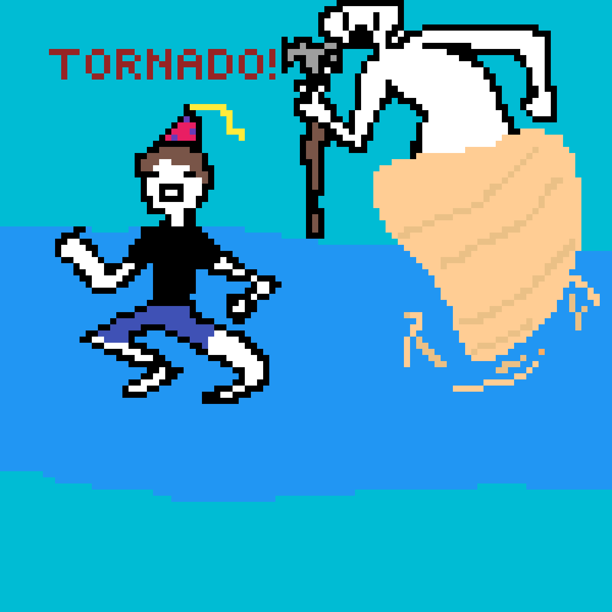 TORNADO@!!! by Dontgivepencil