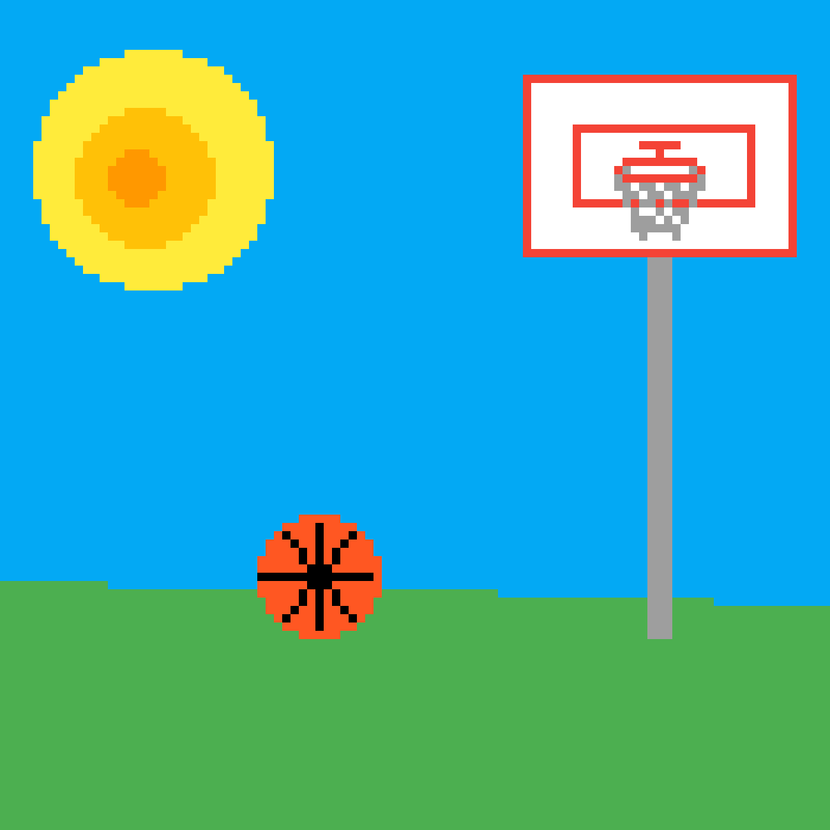 Basketball by MaxiMax