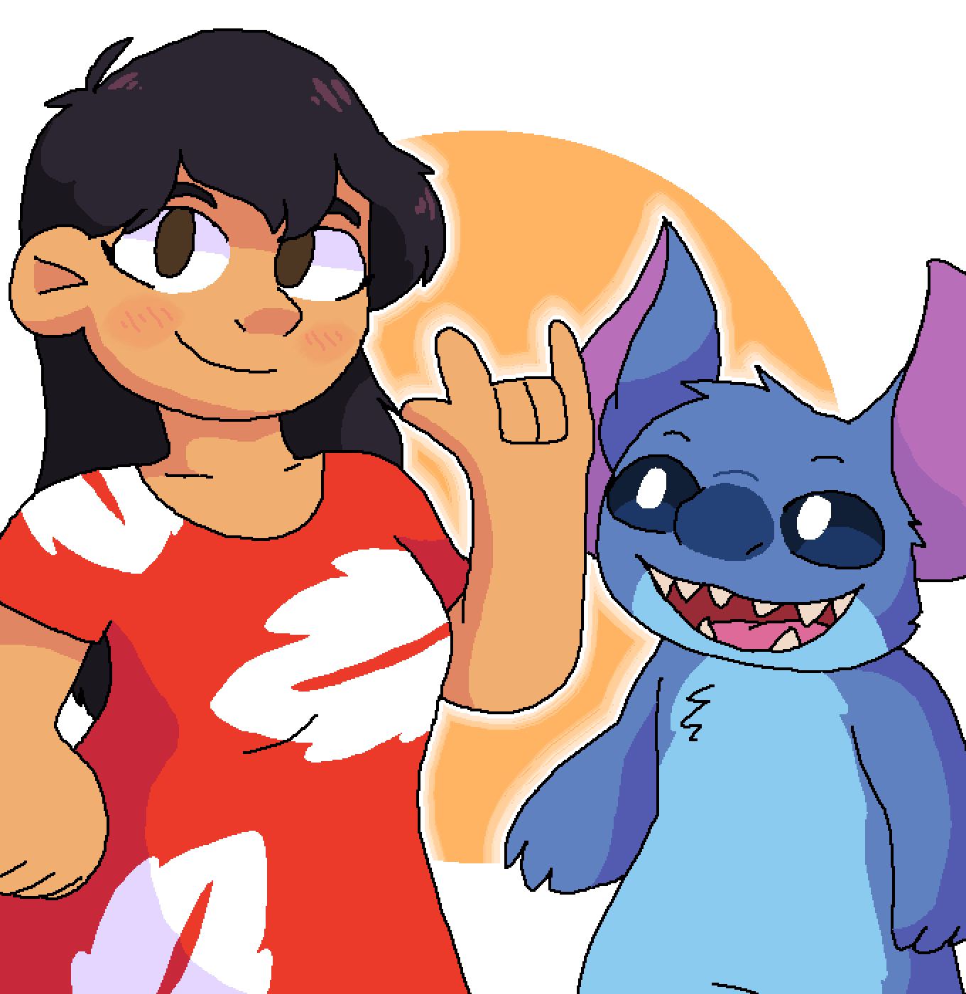 main-image-Lilo and Stitch  by Dopey-Dragonite