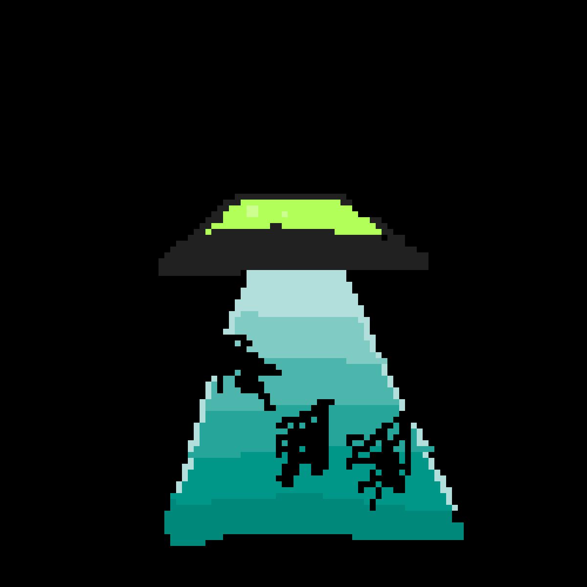 alien invasion by OverXtheXGarden