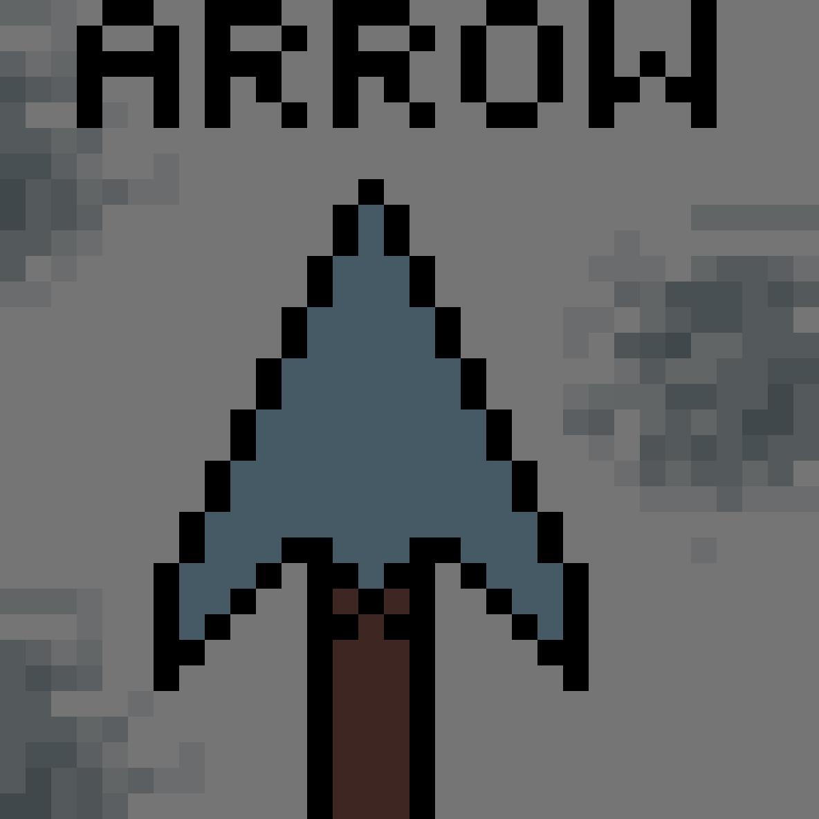 Arrow Head  by viczim23