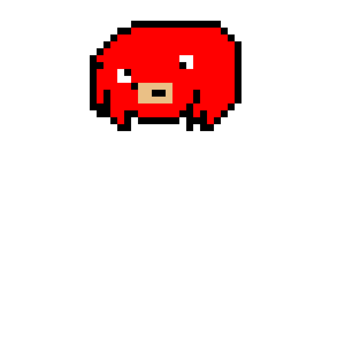 My OWN Ugandan Knuckles by ConnyCon